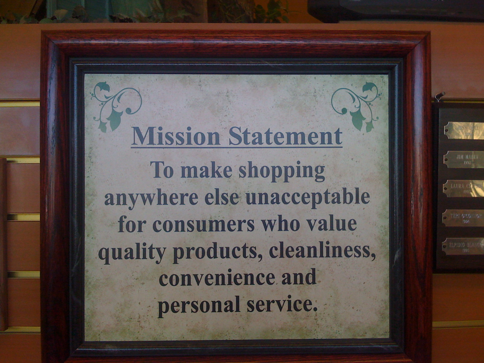 Sidewalk Life Now Thats A Mission Statement